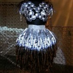 Juxtapose Couture Exhibit at Honolulu Night Market