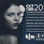 October in Hawaii is All About FASHION!