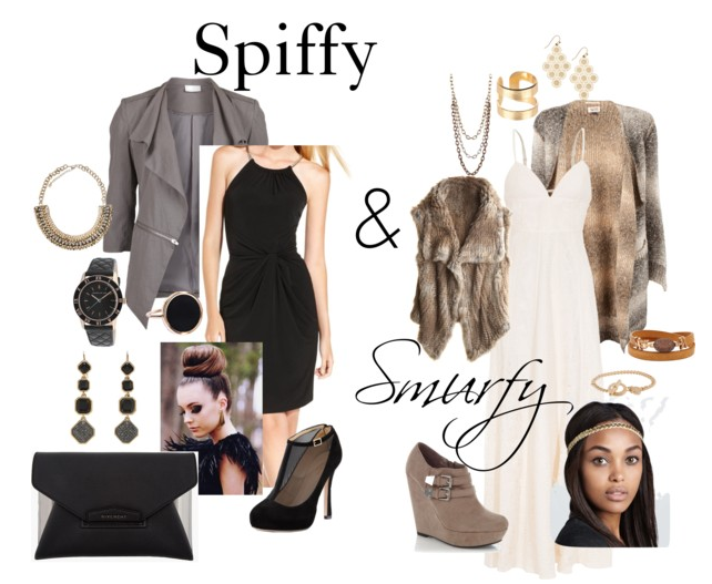 Spiffy and Smurfy: Winter Style