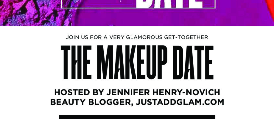 What's Up for the Weekend: The Makeup Date at Bloomingdale's Stanford